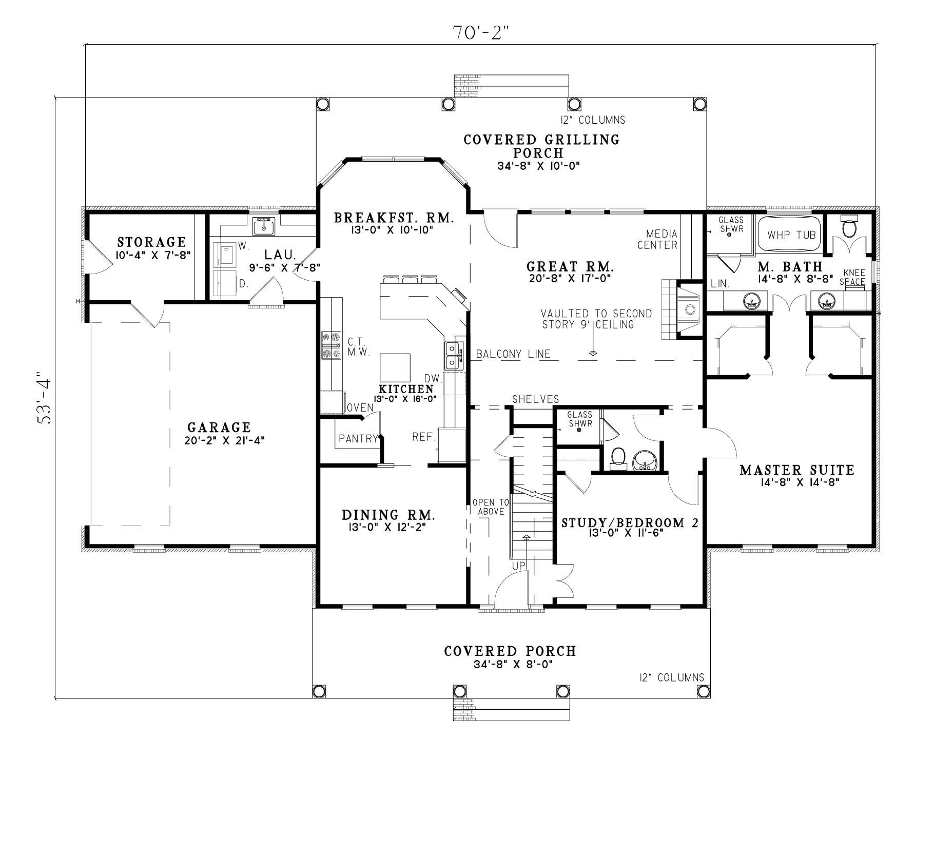 Circle home plans house design plans for Circle house plans