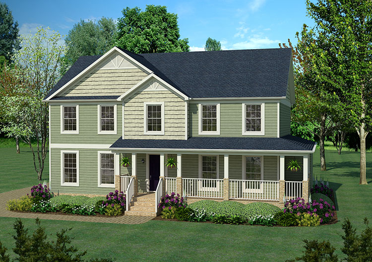 Southland custom homes on your lot home builders ga Richmond signature homes