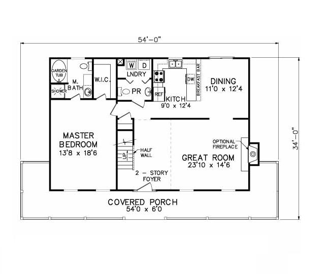 Southland custom homes print floorplan 1st floor floorplan malvernweather Images
