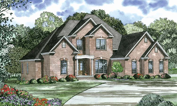 Southland custom homes on your lot home builders ga for Custom home builders in georgia