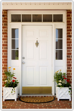 Southland custom homes on your lot home builders ga for Insulated entry door